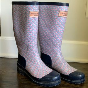 Vineyard Vines Rain Boots